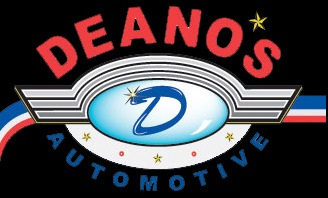 Deano's Automotive Logo